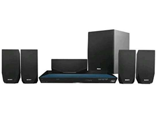 Sony BDV-E2100 – 5.1 Channel Blu-ray Disc Home Theatre System – Black image 1