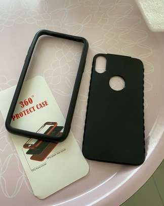 360 full protective cover tpu soft rubber phone case for iPhone X/XS image 8