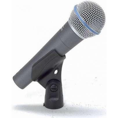 Corded microphone Shure Beta 58 image 1