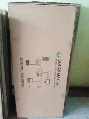 150 watts solar panel-Mono solar panel. image 1