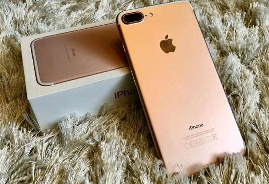 Apple Iphone 7 Plus 256 Gb Gold And Airpods