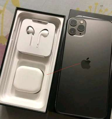 Apple Iphone 11 Pro Max 512 Gb Black And Airpods