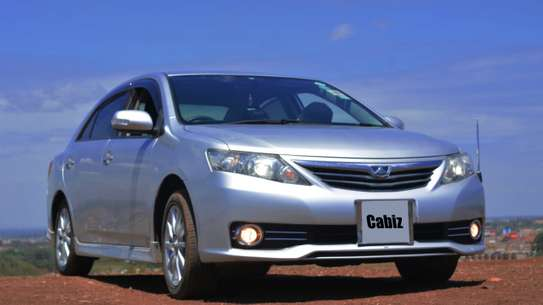 Toyota Allion A2.0 for Hire