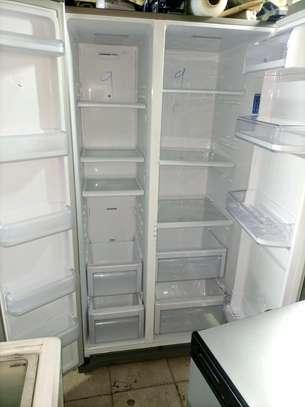 Twin door fridge image 2