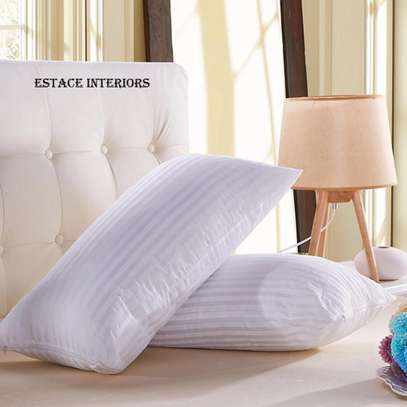 FLUFFY DECOR BED PILLOWS image 1