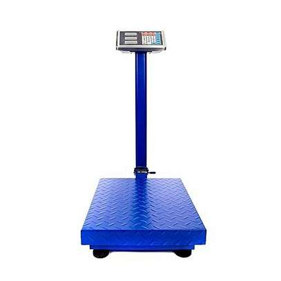 150kg Digital Electronic Price Platform Scale (Blue) image 1