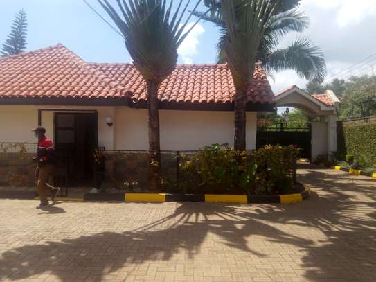 Furnished 2 bedroom house for rent in Runda image 13