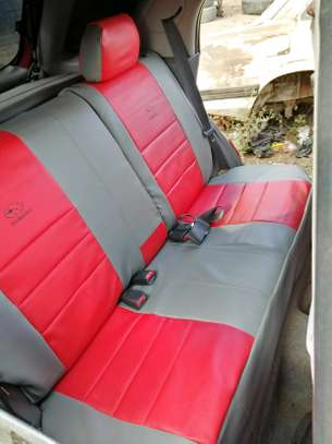 Puffy car seat covers image 10