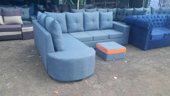 6 Seaters L Shape Couch