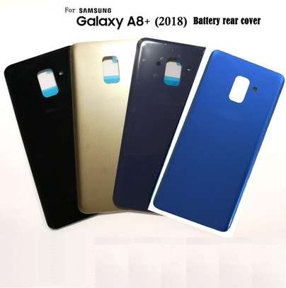 Battery Cover Replacement Back Door Housing Case For Samsung Galaxy A8 2018/A8 Plus 2018 image 6