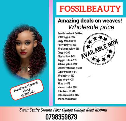 Fossilbeauty Opens up a New Store in Kisumu image 10