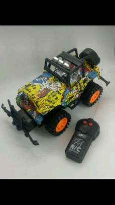Car toy/remote car toy/kids car toy image 3