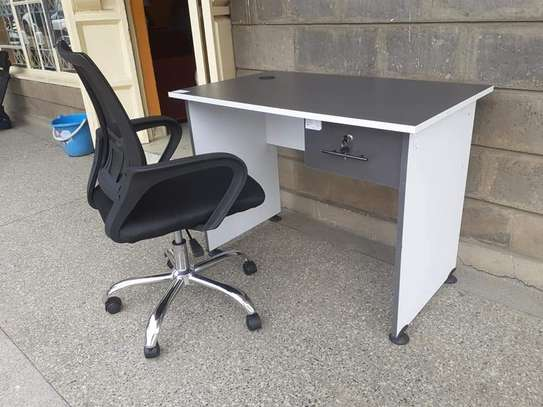 Working desk with chair image 9