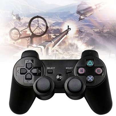 PS3/PC Pad Dual Shock 3 - Wireless Controller Premium- Black image 1