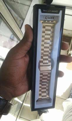 Stainless Steel Watch Band For Iwatch image 2