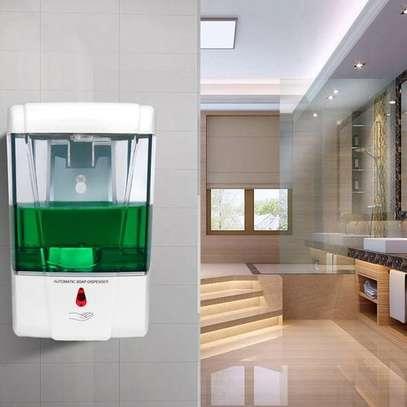 Generic 700ML Automatic Hand Sanitizer Soap Dispenser Hand-free image 1