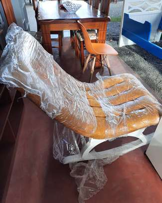 Rocking Lounge Chairs image 1