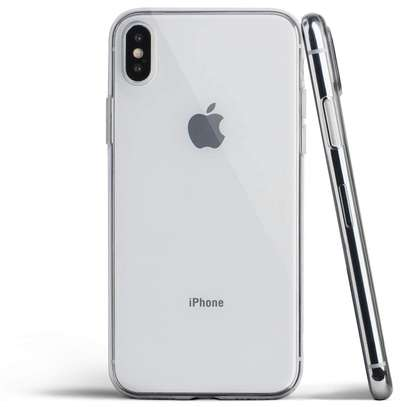 Clear TPU Soft Transparent case for iPhone X/Xs XR XS Max image 2