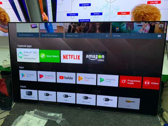 Sony 55 inches smart Oled tv image 1