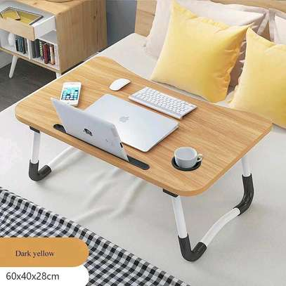 Bedtray/Laptop/Tablet Stand with Foldable Legs image 1