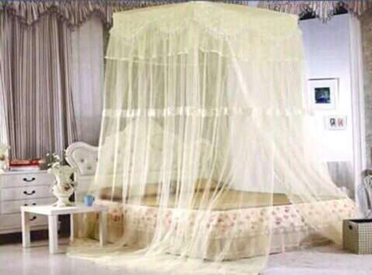 Top square mosquito nets (free size)