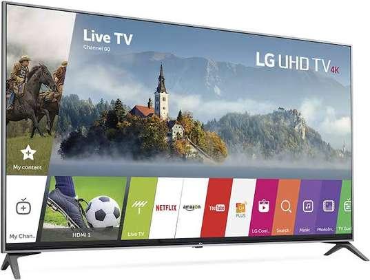 LG 43 inch Smart UHD-4K Digital TVs image 2