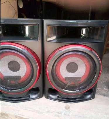 Indoor speakers image 1