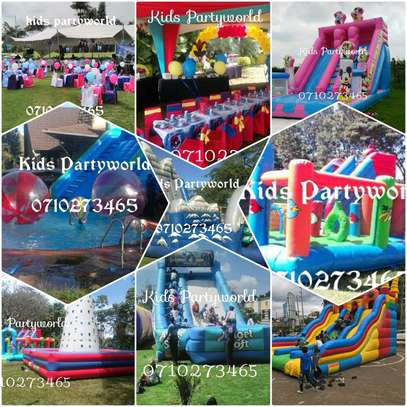 Bouncing castles, Trampolines, bouncy house and water slides for hire