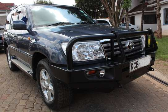 Toyota Land Cruiser 100 4.7 V8 Executive