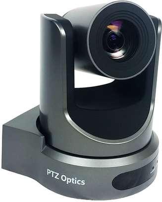 PTZOptics 20x-USB Gen2 Full HD Broadcast and Conference Indoor PTZ Camera (Gray) image 1
