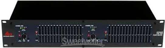 dbx 1215 Dual-Channel, 15-Band Graphic Equalizers for sale in Nairobi Kenya image 1
