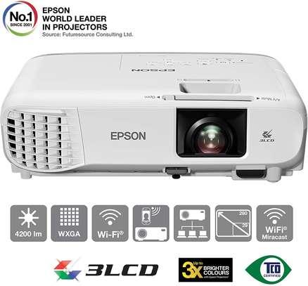 EPSON EB 2142W image 1