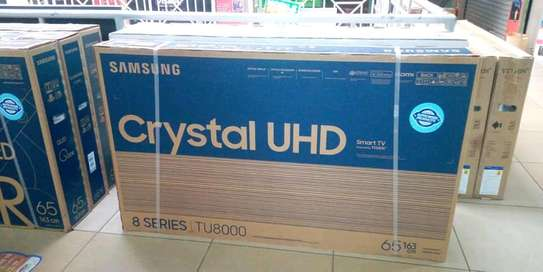 65 inch Samsung UHD 4K Television 2020 model image 1