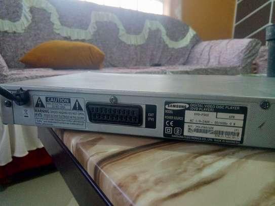 Original samsung Dvd player with dolby digital image 3