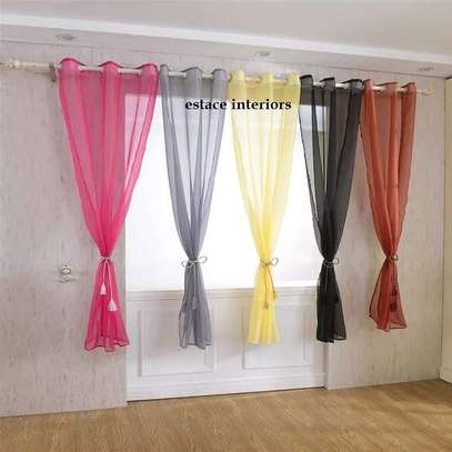 beautiful CURTAINS AND SHEERS BEST FOR YOUR  ROOM image 8