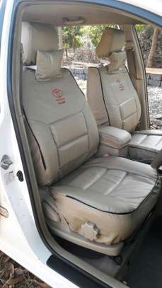 DESIGNED CAR SEAT COVERS image 1