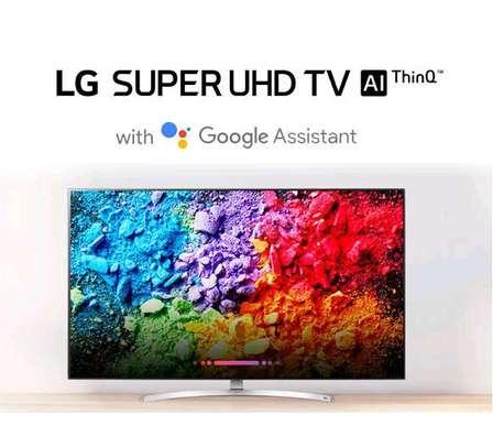 LG 86″ SUPER 4K UHD TV | 86SJ9500 image 1