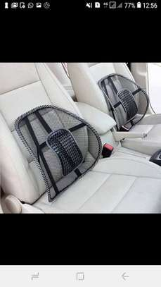 Backseat lumbar