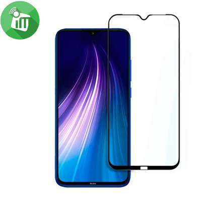 5D HD Clear Tempered Glass Front Screen Protector for Xiaomi Note 8 ,Note 8 Pro, Note 8T image 6