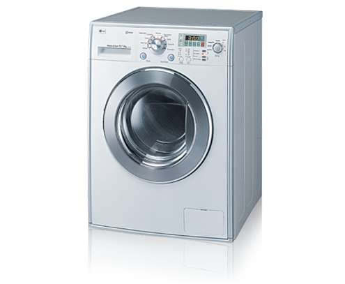 LG 8kg washer and dryer