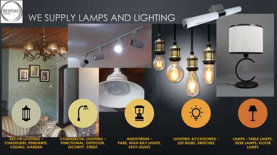 Bespoke Lighting image 2