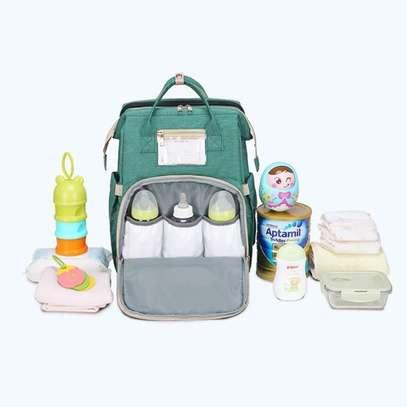 2 in 1 baby bag/ sleeping bag image 2