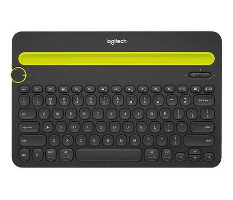 Logitech K480 Bluetooth Keyboard image 1