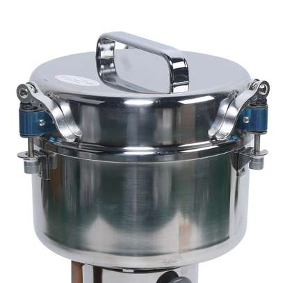 Commercial Electric Herb Grain Grinder Cereal Powder Flour Mill Grinding Machine image 4