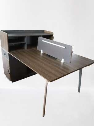 2 Way Modern Office Desk image 1