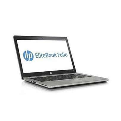 "HP Refurbished EliteBook Folio 9470m- 14"" Intel Core I5 4GB RAM 500GB HDD Windows 10 Silver & Black image 1"