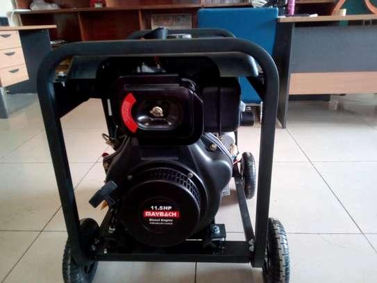 New 6KVA Open Diesel Generator image 4