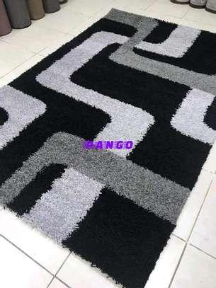 Turkish shaggy carpet image 2