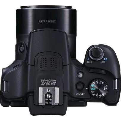 Canon PowerShot SX60 HS 16.1MP WiFi 65x Optical Zoom Lens Digital Camera image 4