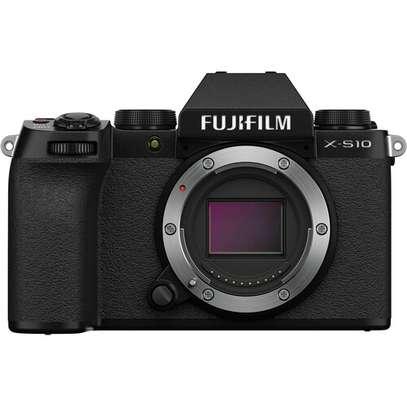 FUJIFILM X-S10 Mirrorless Digital Camera (Body Only) image 1